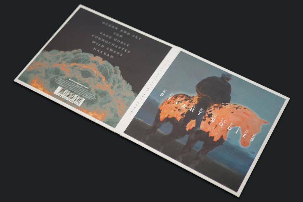 Kodiak Empire album cover