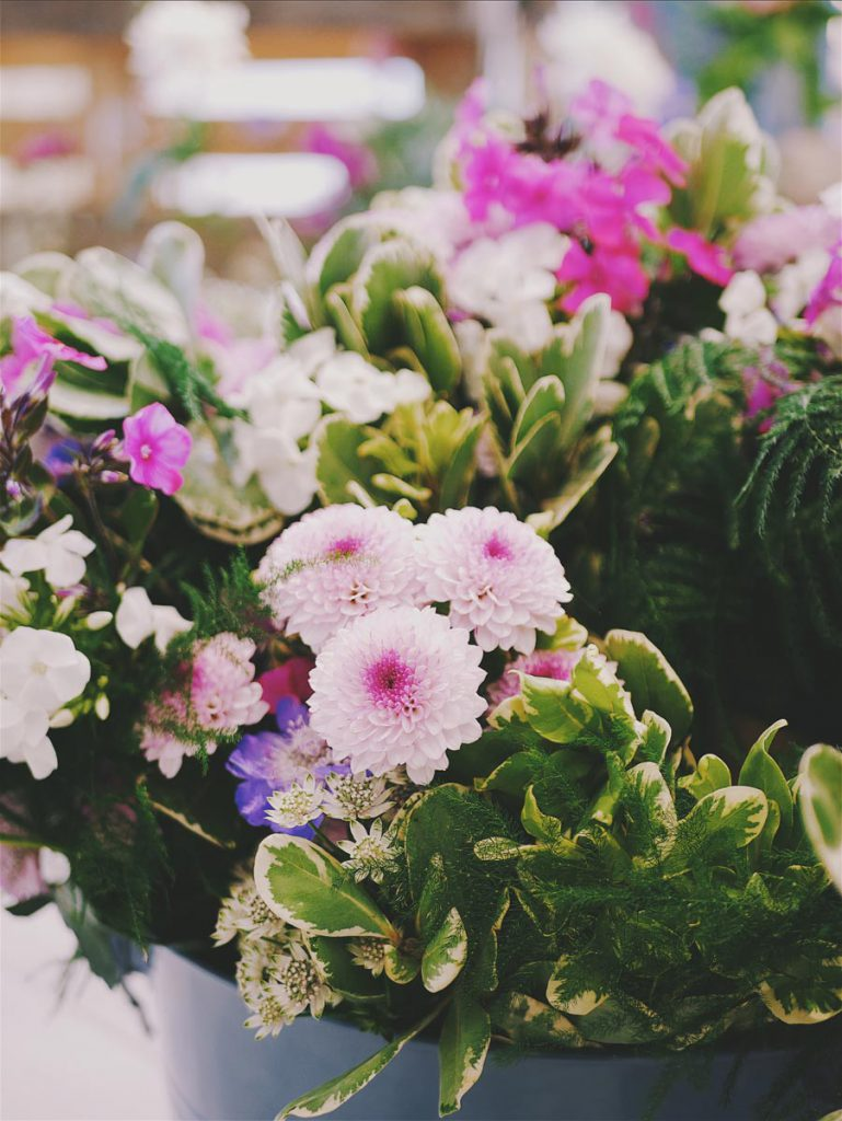 The Crate flowers